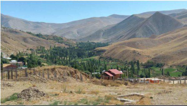 روستای سرسبز اهنز املاک سهرابی