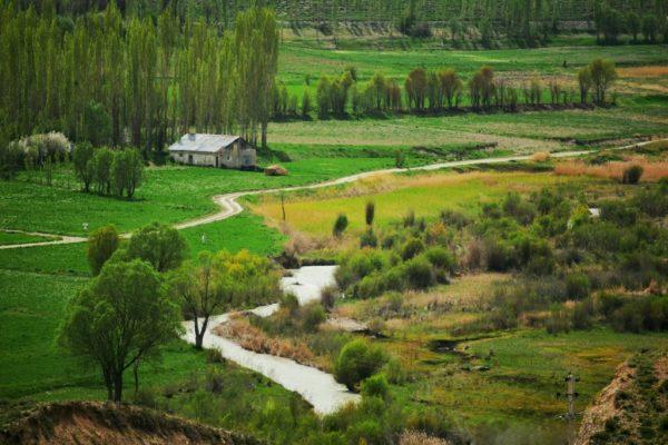 روستای سله بن املاک سهرابی
