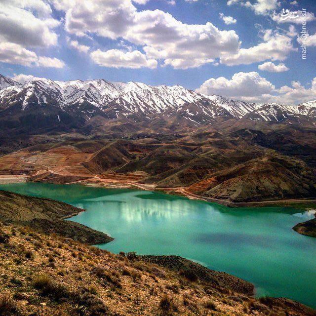 سد نمرود فیروزکوه 1