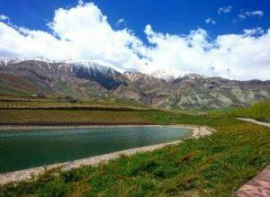 سد نمرود فیروزکوه