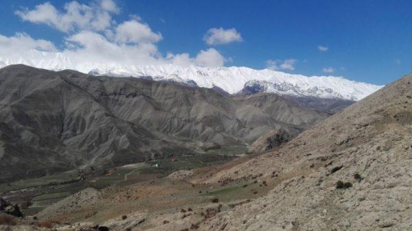 اندریه بهشت کوهنوردان ایران