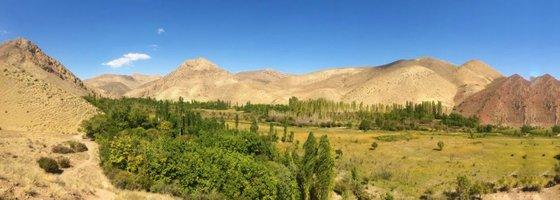 روستای بهان فیروزکوه