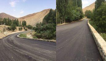 عملیات گاز رسانی به طهنه ورسخوران و دریابک